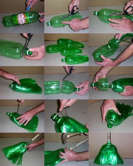 Blog en apoyo al ambiente - Que se puede hacer con botellas de plastico ...