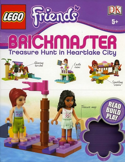Friends Brickmaster