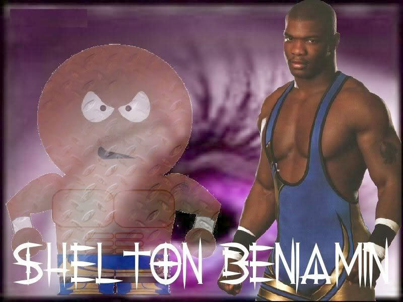 Shelton Benjamin Hd Wallpapers Free Download