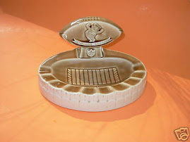 1960s Weico Ashtray