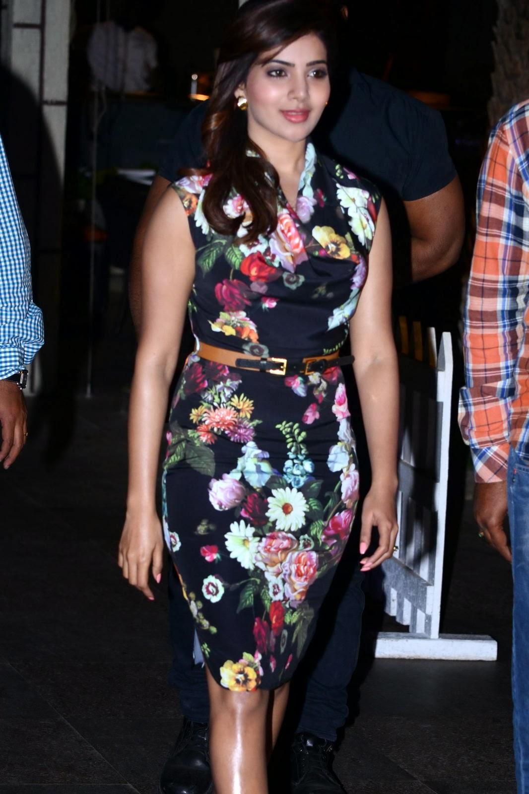 Actress Samantha New Stills
