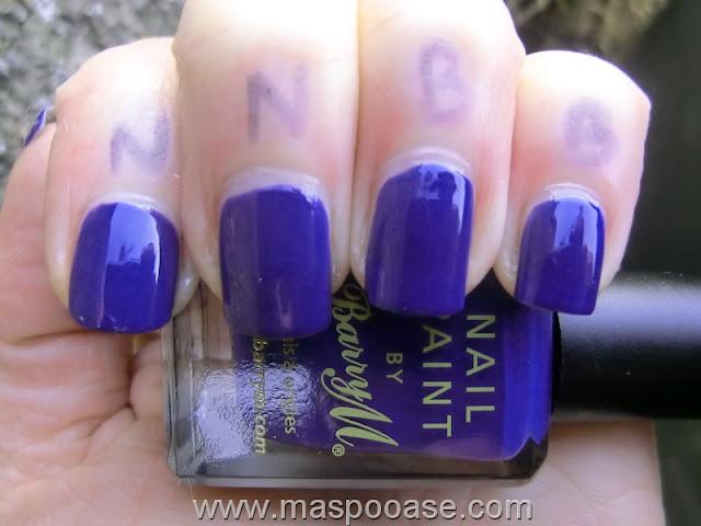 Nails Inc Belgrave Place vs Barry M Indigo