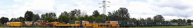 Bocznica kolejowa przy ulicy Bema
