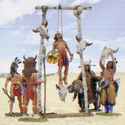 Native American Sundance Women