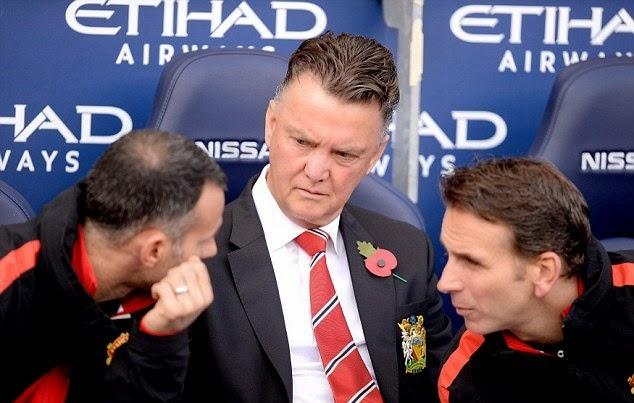 Louis van Gaal Dianggap Tak Cukup Bagus Bagi Manchester United