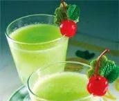 Resep Minuman Segar, Sari buah kombinasi sirsak, Es Campur, Resep Minuman Segar Sari buah kombinasi sirsak