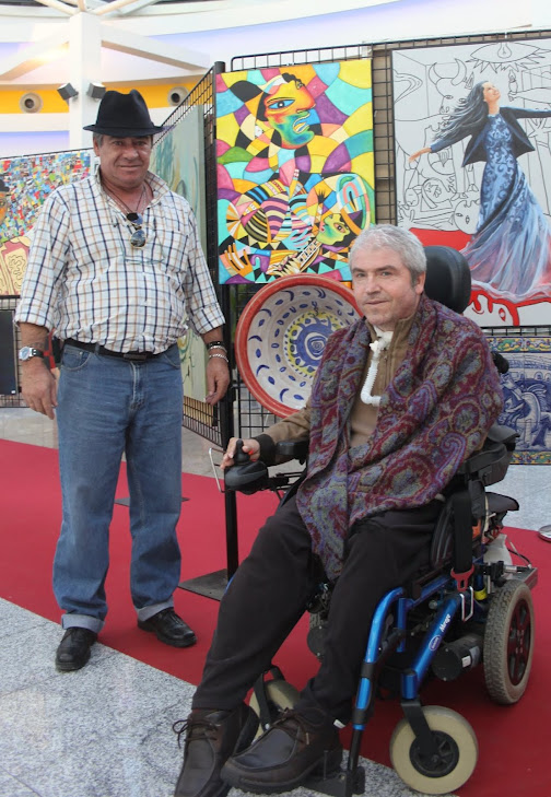 Jose Ignacio Nuñes y Paco.