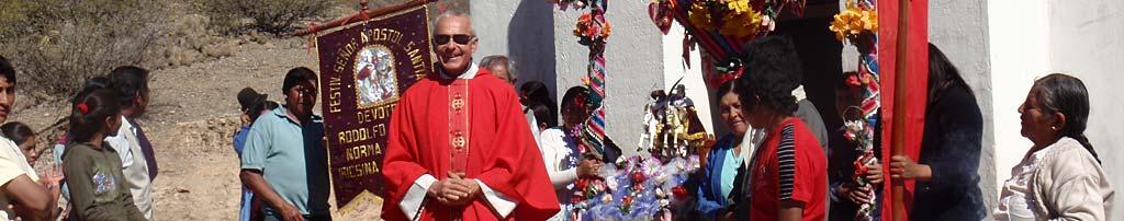 Padre Dietmar Krämer CP4PG