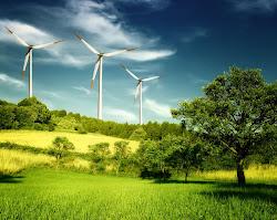 Energía Solar - Energía Eólica