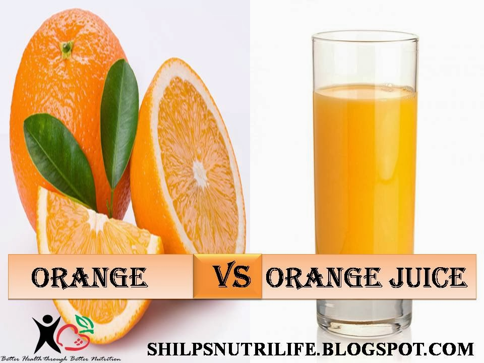 Diet what it really means orange vs orange juice for Wine and orange juice name