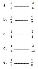 Soal Matematika Sd Materi Pecahan 4 Sd Google