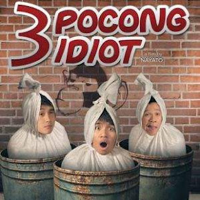 3 Pocong Idiot | Indonesia Comedy
