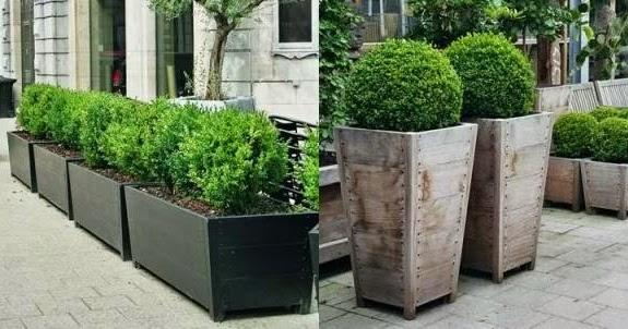 La maceta desde lo basico hasta el dise o tips jardin - Macetas de piedra para jardin ...