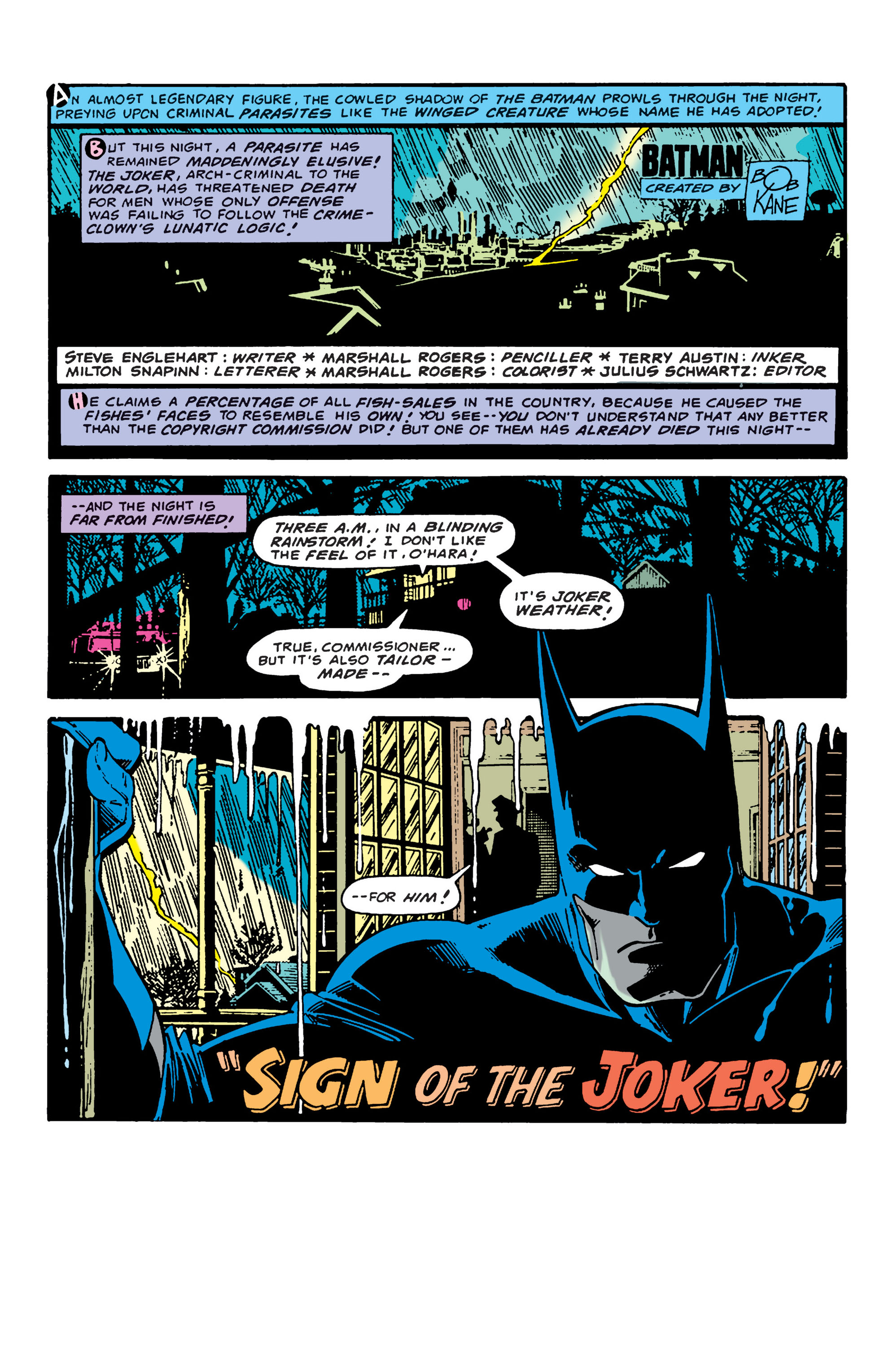 Detective Comics (1937) Issue #476 Page 2