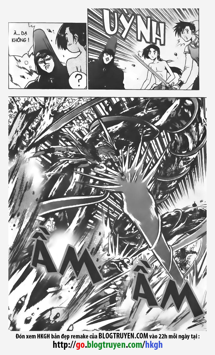 Hiệp Khách Giang Hồ - Hiệp Khách Giang Hồ Chap 158 - Pic 13