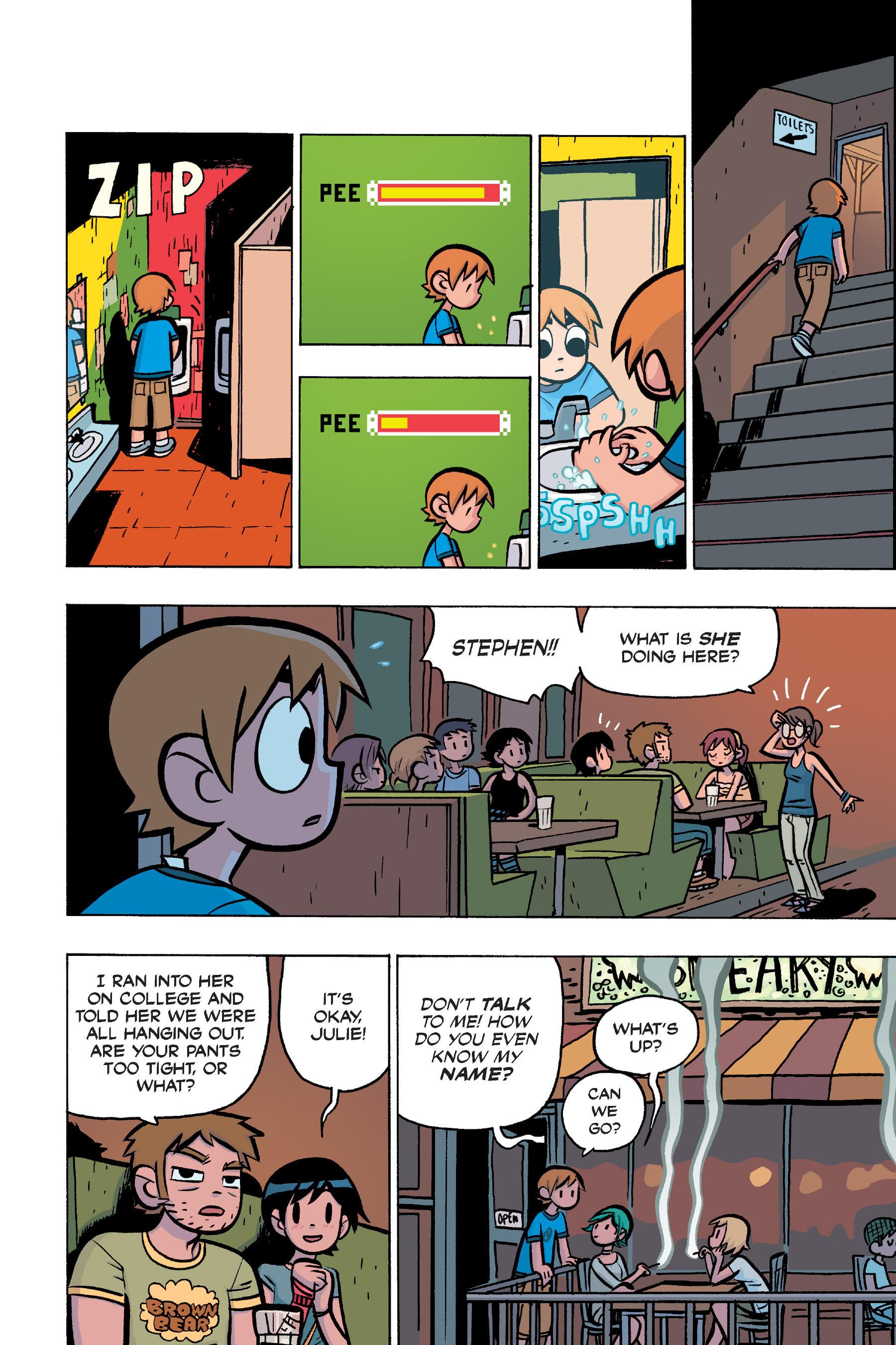 Read online Scott Pilgrim comic -  Issue #4 - 81