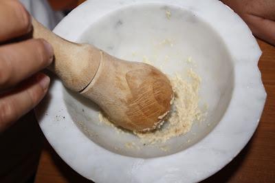 ricetta minestrone con pesto