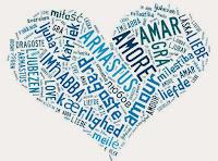 amor en varios idiomas