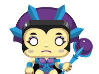 Evil Lyn Papercraft
