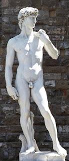 David: escultura de Michelangelo