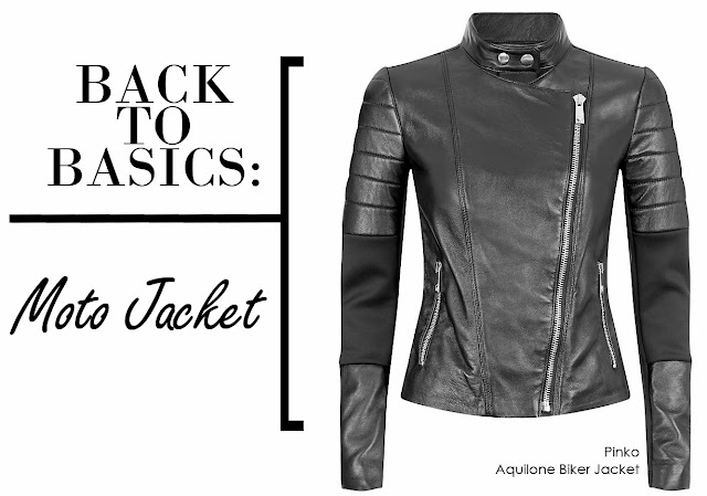 Back To Basics: Moto Jacket