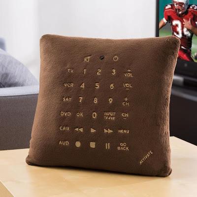 il cuscino telecomando da salotto