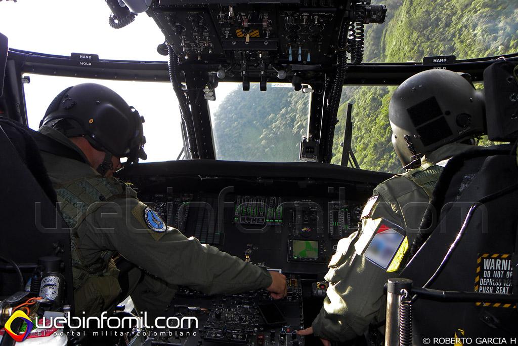 Las destrezas de los pilotos de la Fuerza Aérea Colombiana se perfeccionan en las misiones de preparación para el Ejercicio Alas Púrpura 2015.