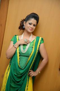 Anchor Shilpa Chakravarthy Latest Pictures at Taruvatha Katha Movie Trailer Launch  12.JPG