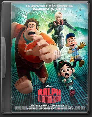 Wreck-It Ralph (BRRip HD Español Latino) (2012)