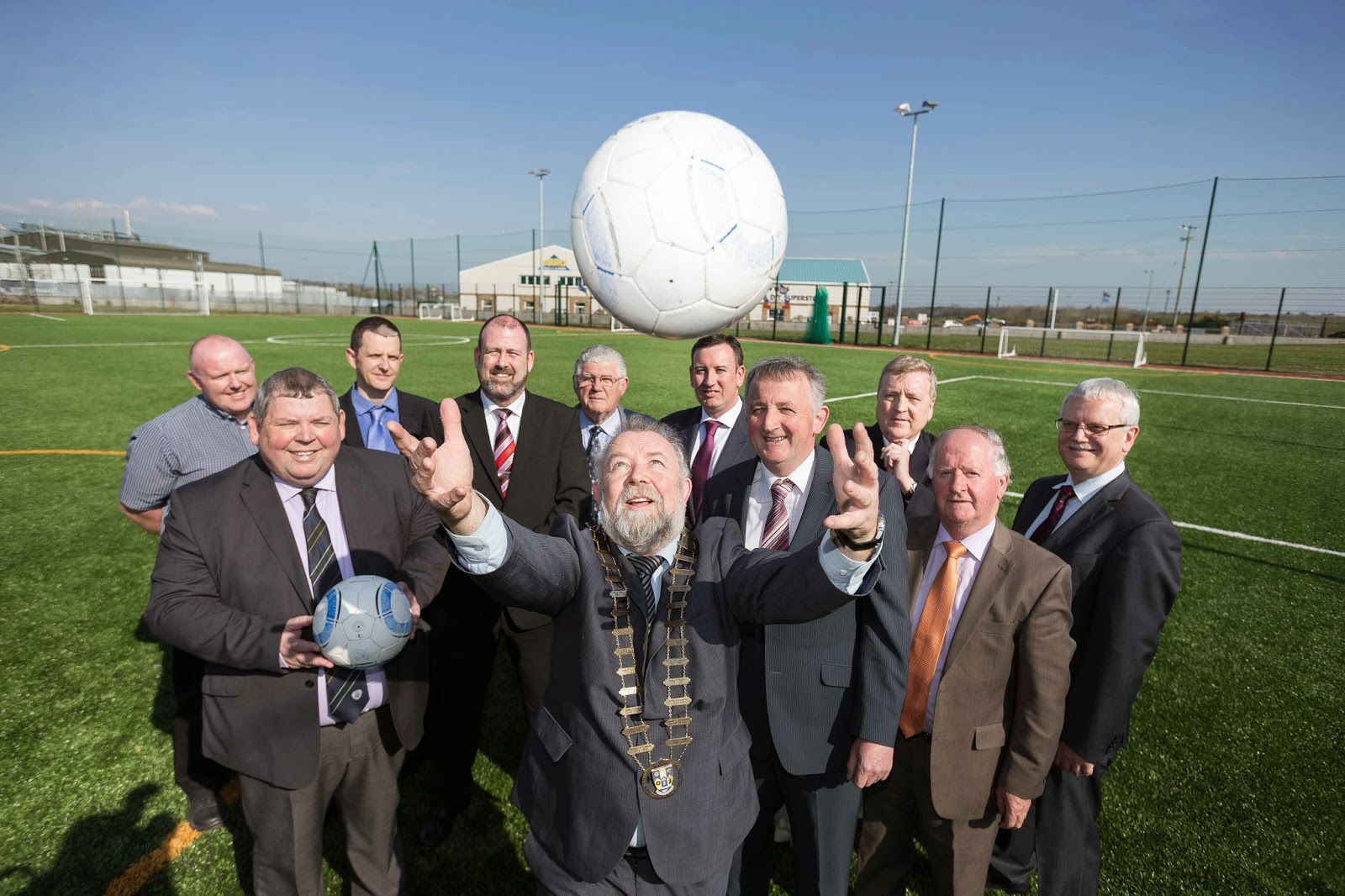 Active Kilrush Sports Complex officially opened