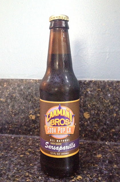 Caamano Bros. High Noon Sarsaparilla