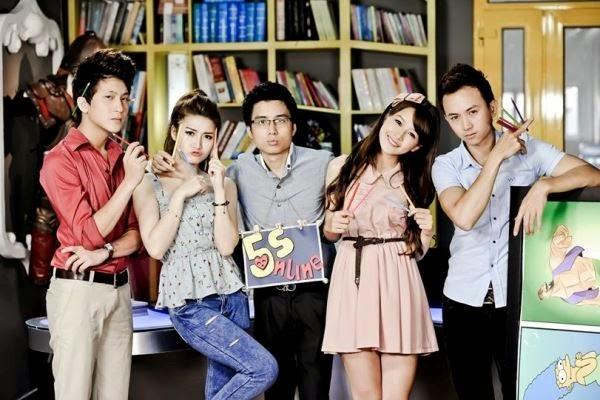 Thơ Chế hay hài bựa trong phim 5s online trọn bộ