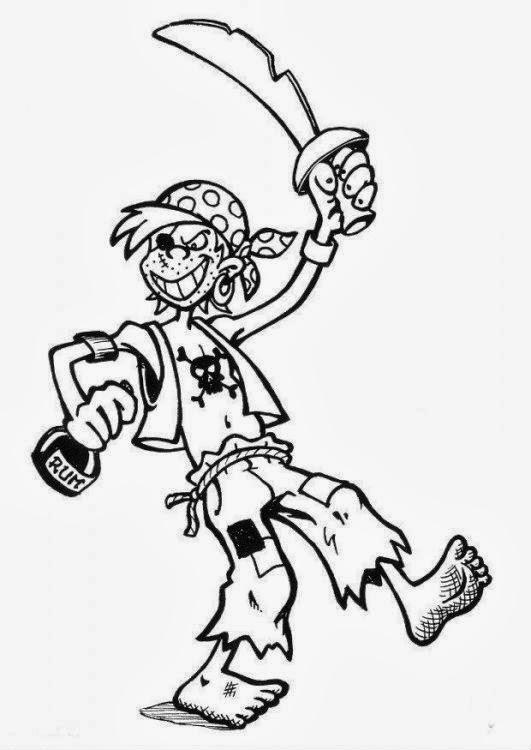 malvorlagen piraten zum ausdrucken - Piraten Malvorlagen - Malvorlagen1001 de