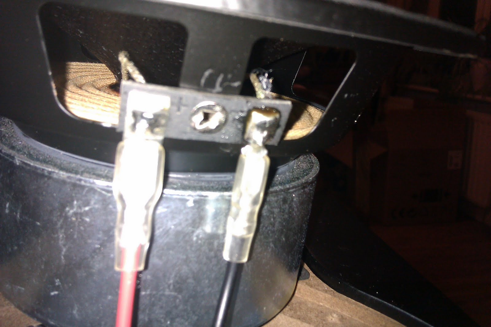 Mending Things A Pair Of M Audio Bx5a Monitors Circuit Diagram