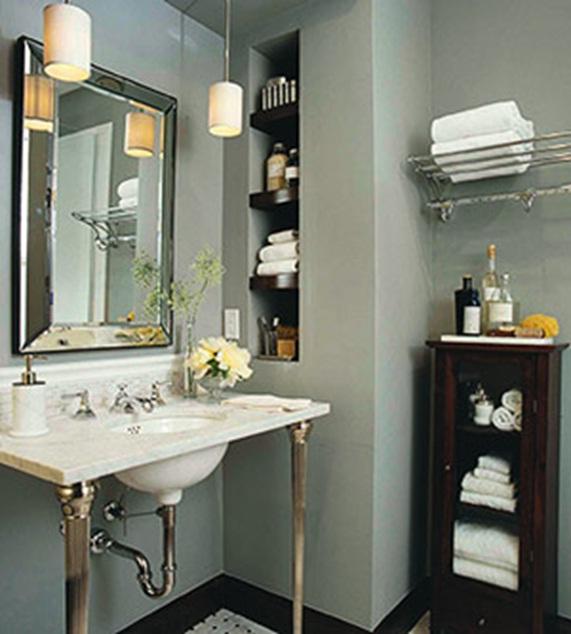 Ideas Organizar Baño:16 Ideas para Decorar y Organizar el Baño