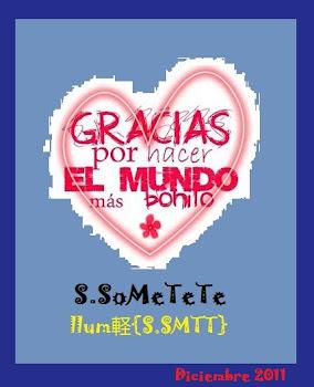 REGALO de SSMTT y su ilum !