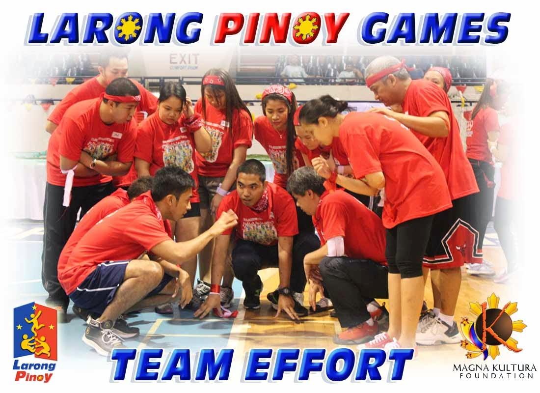 Larong Pinoy Laro Ng Lahi