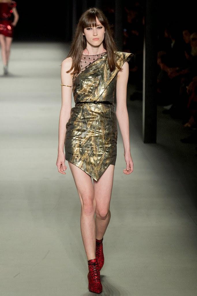 Vestido Yves Saint Laurent