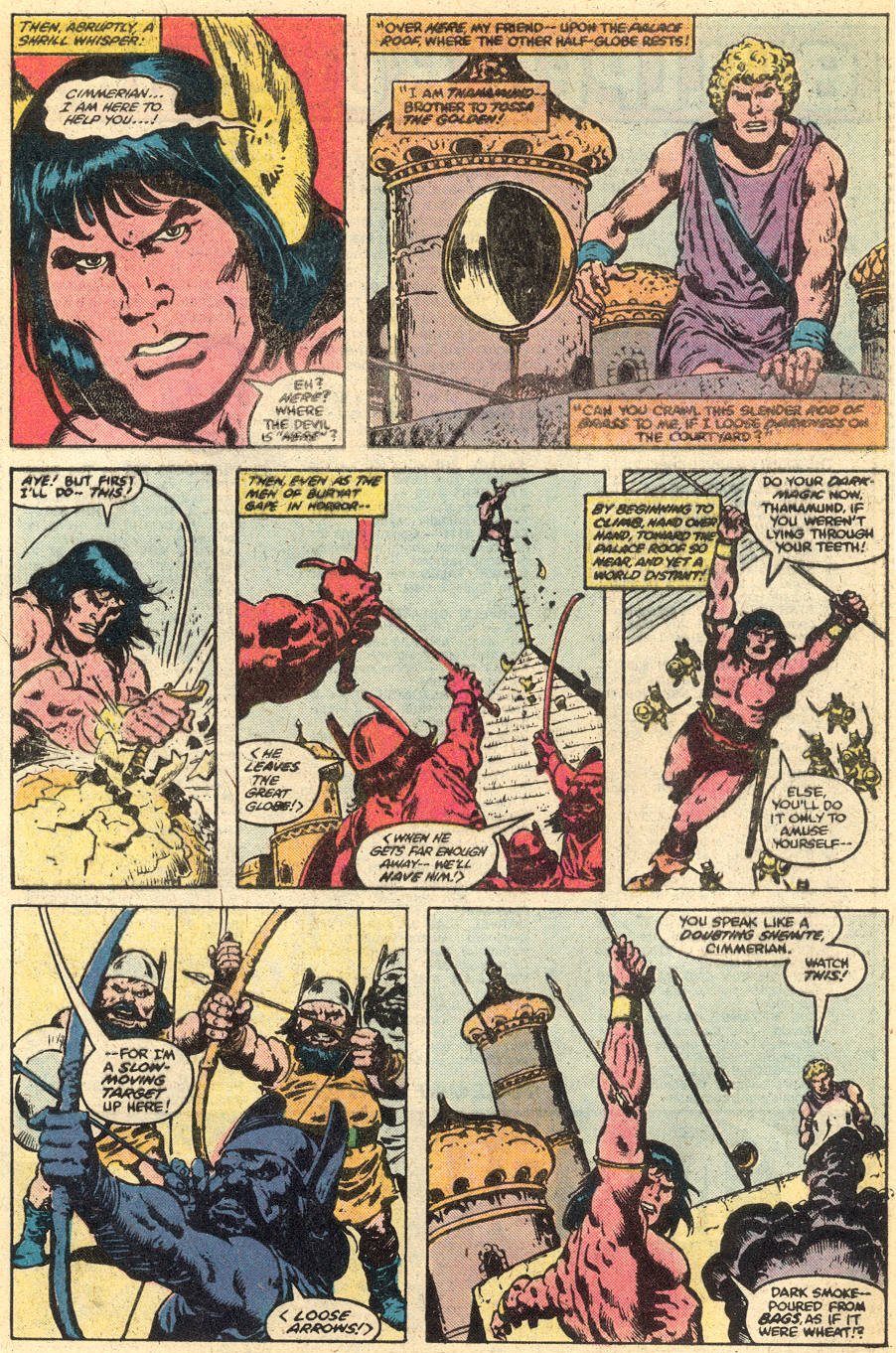 Conan the Barbarian (1970) Issue #111 #123 - English 16