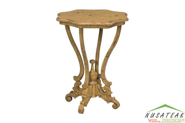 Stabat Side Table - Nusa Teak