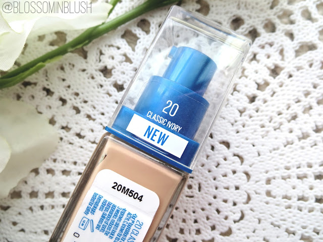 a picture of Maybelline SuperStay Better Skin Foundation