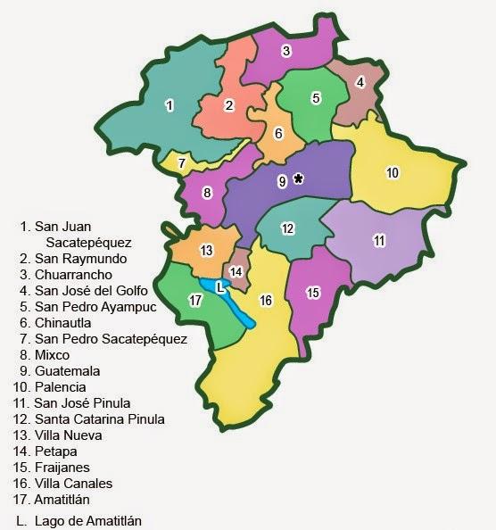 ciudad de guatemala zip code