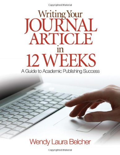 Journal academic writing