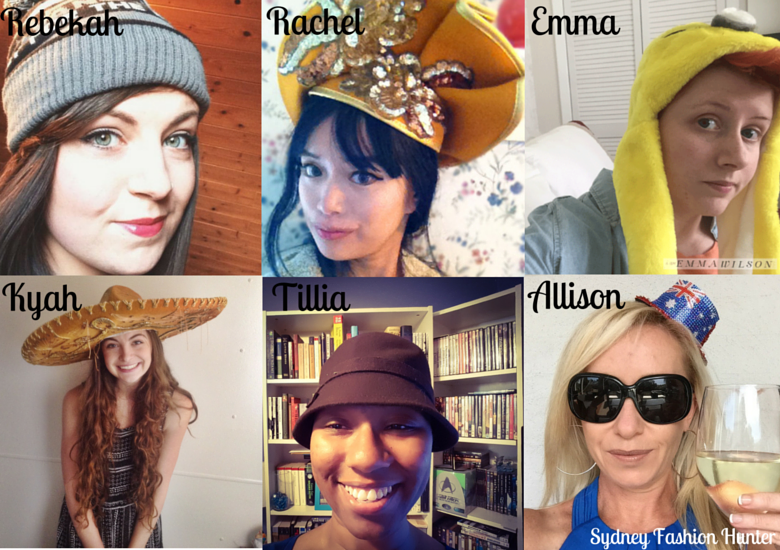 Sydney Fashion Hunter - Spotlight On Mental Health + A Hat Day Link Up - Blogger Collage