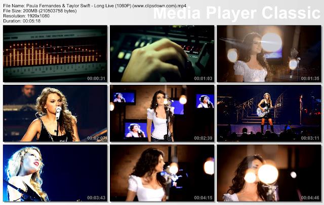 Taylor+Swift++Paula+Fernandes+-+Long+Live+1080P+720P+mediafire+and ...