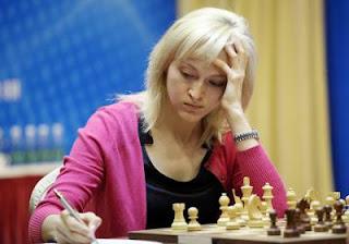 Championnat du monde d'échecs: Ushenina en perdition - Photo © Anastasiya Karlovich