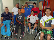 Merideños de tenis de mesa adaptado se enfrentarán a representantes de Colombia