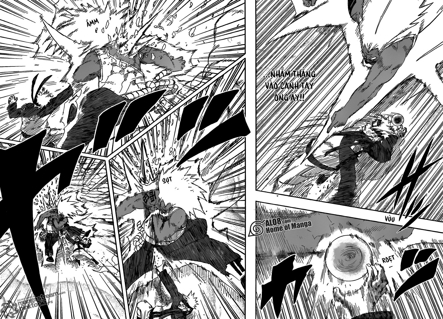 Naruto chap 555 Trang 14 - Mangak.info