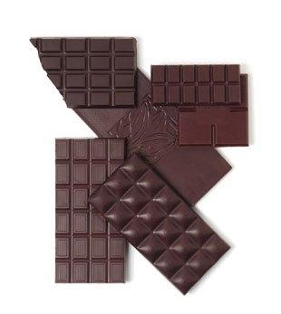 dark chocolate1 اكثر الاطعمة التي تساعدك على خسارة الوزن - الشيكولاتة الغامقة