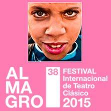 XXXVIII FESTIVAL DE TEATRO CLÁSICO DE ALMAGRO